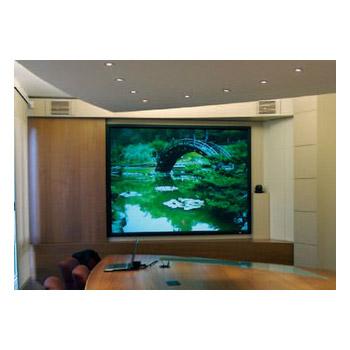 Oray Oray - Ecran sur cadre - 150x200 cm - Toile black contrast