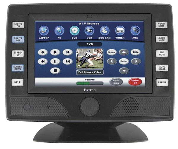 TLP 700TV - Ecran tactile 7´´ TouchLink pour table