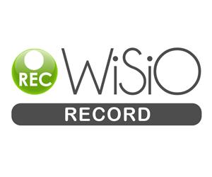 WiSiO RECORD-De 1h à 50h d´enregistrement