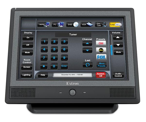 EXTRON  Extron TLP Pro 720T - Ecran Tactile Mural 7´´