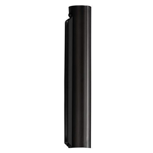 CHIEF Colonne de 150 cm (Sciable) avec passage de câbles - noir