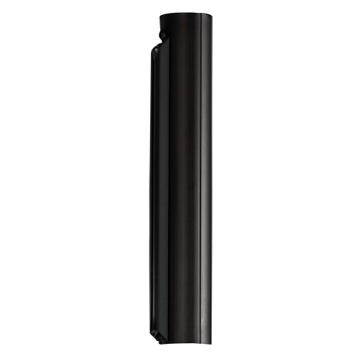 CHIEF Colonne de 300 cm (Sciable) avec passage de câbles - noir