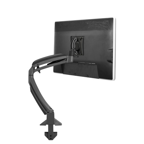 Kontour K1D Dynamic Desk Clamp Mount, 1 Monitor, 10 - 30´´ - VESA 75 / 100 - charge max 11,3 kg.