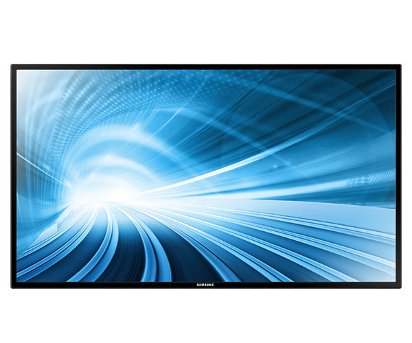 SAMSUNG Moniteur LED ED65D - 400 cd/m² - Full HD 1920x1080 - 2x10W - Garantie 3 ans