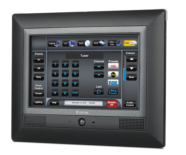 Extron EXTRON - TLP Pro 720M Noir