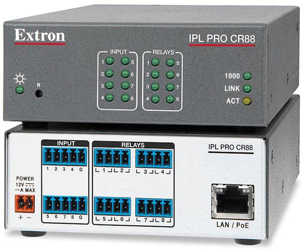 EXTRON  Extron IPL Pro CR88 - Processeur de Contrôle
