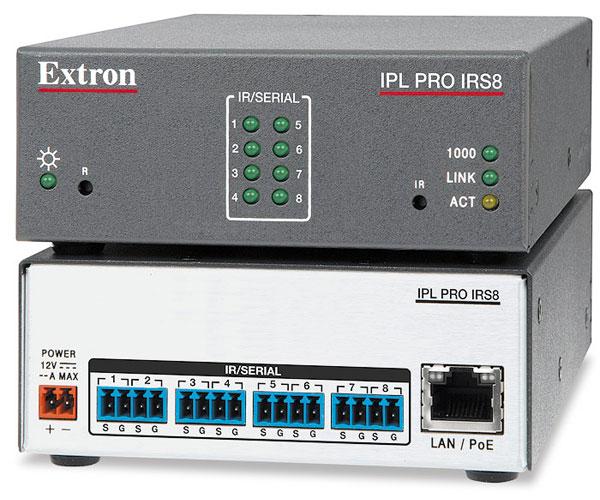 EXTRON  Extron IPL Pro IRS8 - Processeur de contrôle IP Link Pro