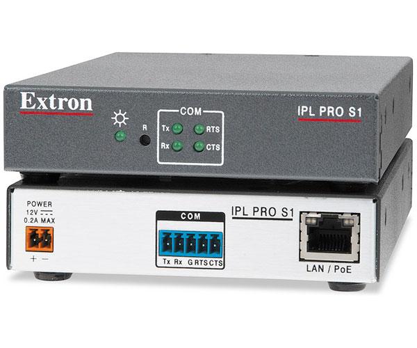 EXTRON  Extron IPL Pro S1 - Processeur de contrôle Ethernet IP Link Pro