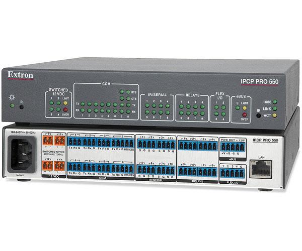 IPCP Pro 550 - Processeur de contrôle IP Link Pro - Avec Link License
