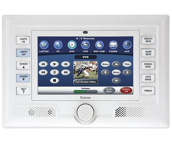 TLP 700MV - Écran tactile 7`` mural TouchLink - BLANC