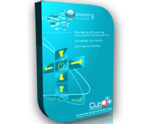 CUBE Cube Digital Media - eMeeting - Logiciel de gestion et de réservation de salles