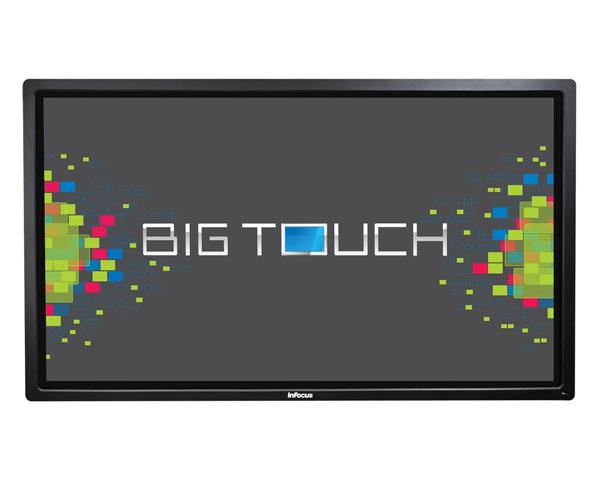 INFOCUS Infocus BigTouch - Gamme d´écrans Tactiles Collaboratifs du 57´´ au 85´´