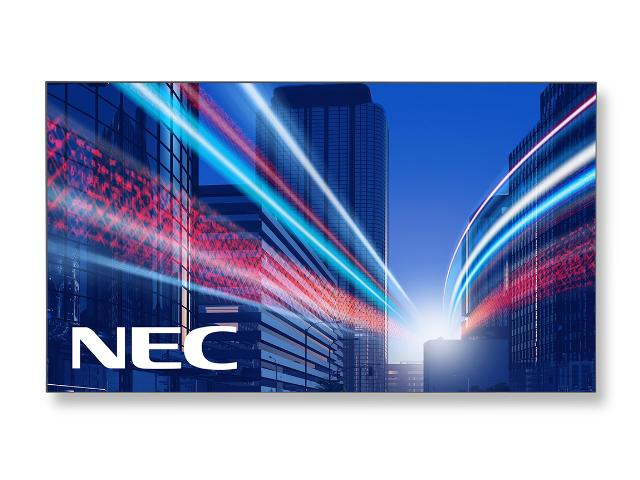 NEC MultiSync X555UNV - 55`` - X Series - signalisation numérique - 1080p (FullHD) - LED à éclairage direct - S-IPS - 500 cd/m²