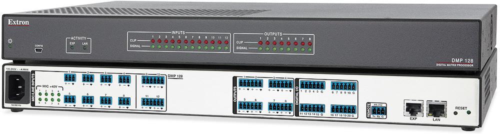DMP 128 - Matrice 12x8 à processeur numérique ProDSP