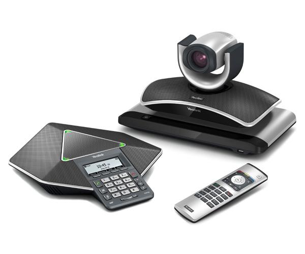 Yealink Yealink - VC120 codec de visioconférence avec Phone