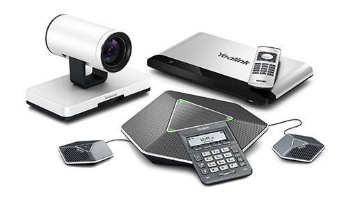 YEALINK YEALINK VC120 - Codec de visioconférence avec PHONE - Camera 12X