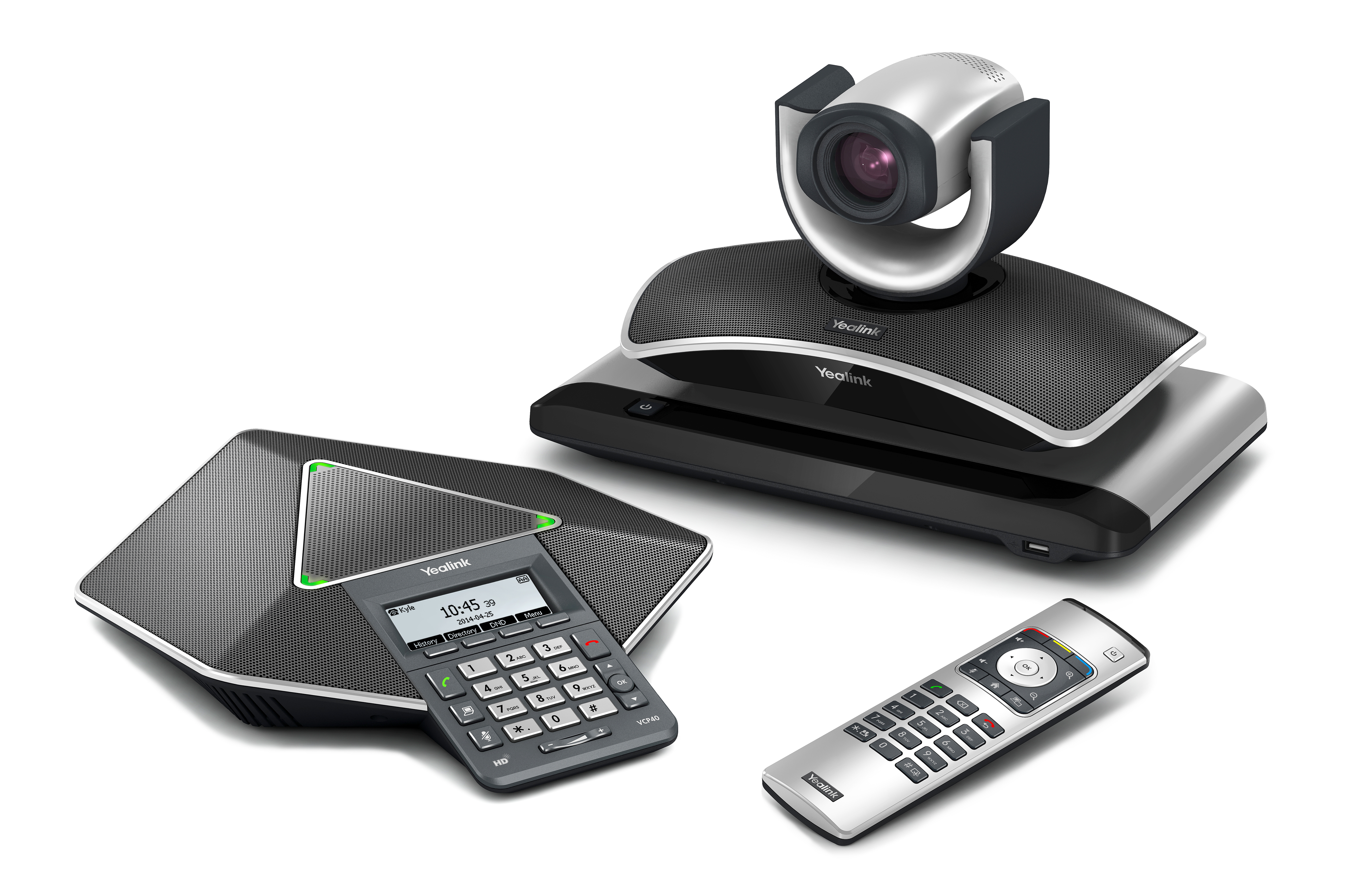 YEALINK Yealink - VDK120 Phone - Codec de visioconférence DEMO