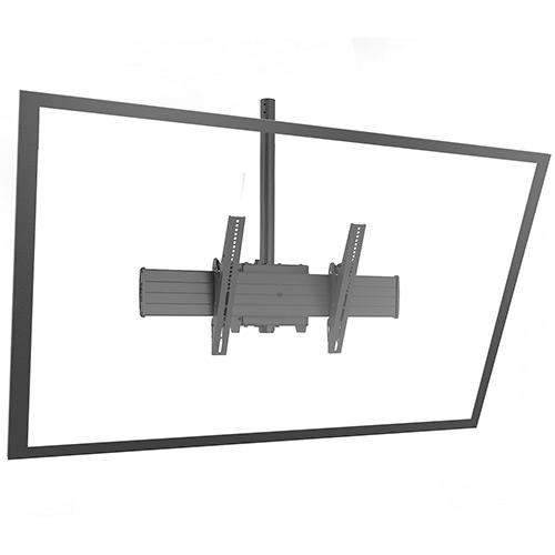 CHIEF Chief XCM1U - Support Plafond à Colonne Unique pour Ecran de 60´´ à 90´´ - Gamme Fusion