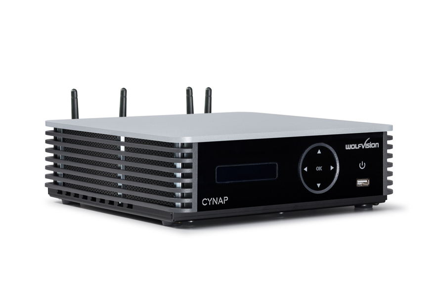 WOLFVISION WolfVision - Cynap - Version D - HDBaseT IN&OUT