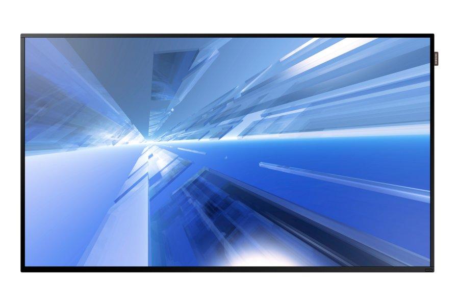 Remplacé par QM75F ** Samsung DM75E - 75`` Classe - DME Series écran DEL - 24h/7j - 450 cd/m² - 1080p (Full HD)