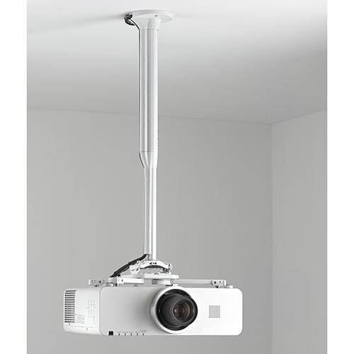 CHIEF Chief KITEC045080W - Kit de fixation plafond réglable de 45 à 80cm - série CPA