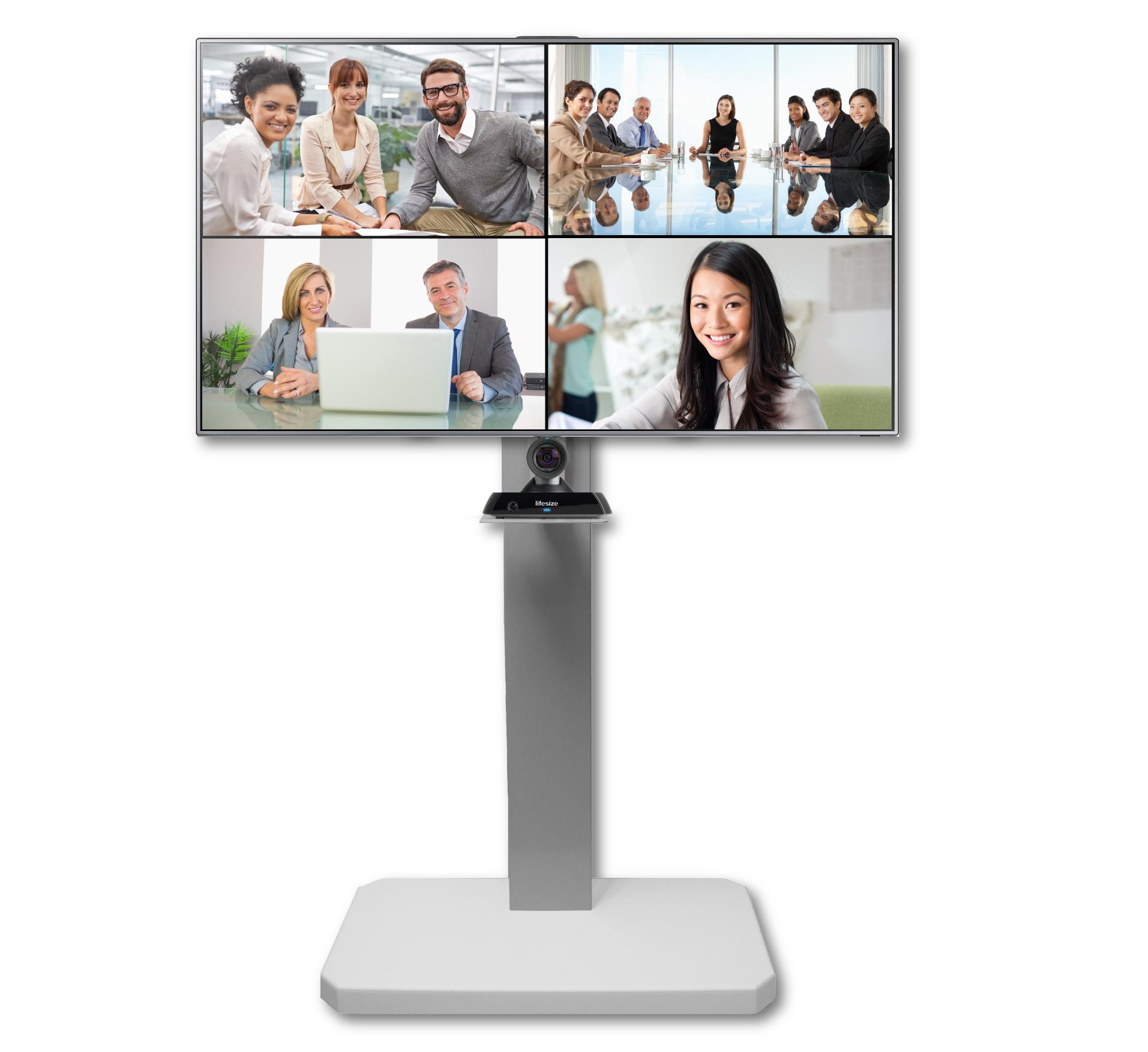 Chorus SX7 - Support vidéo professionnel simple écran