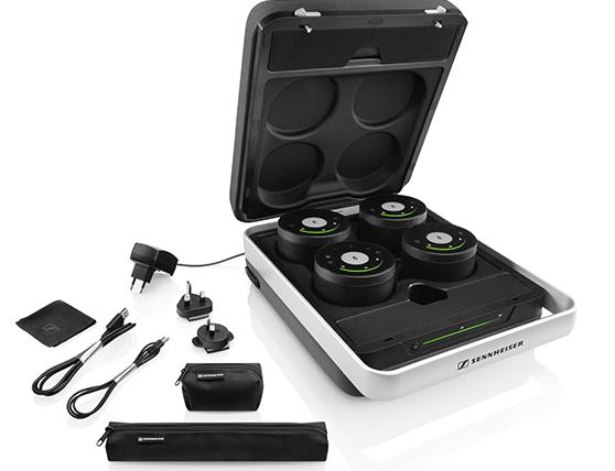 Sennheiser TeamConnect Wireless Case Set