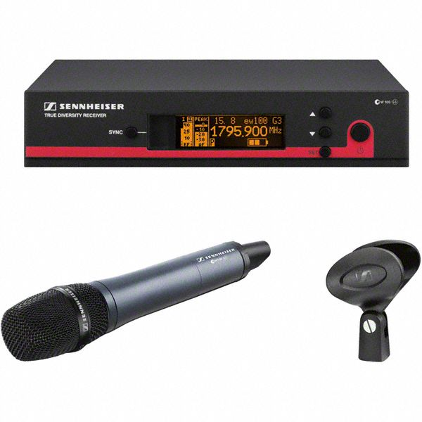 SENNHEISER EVOLUTION WIRELESS G3 SERIE 100