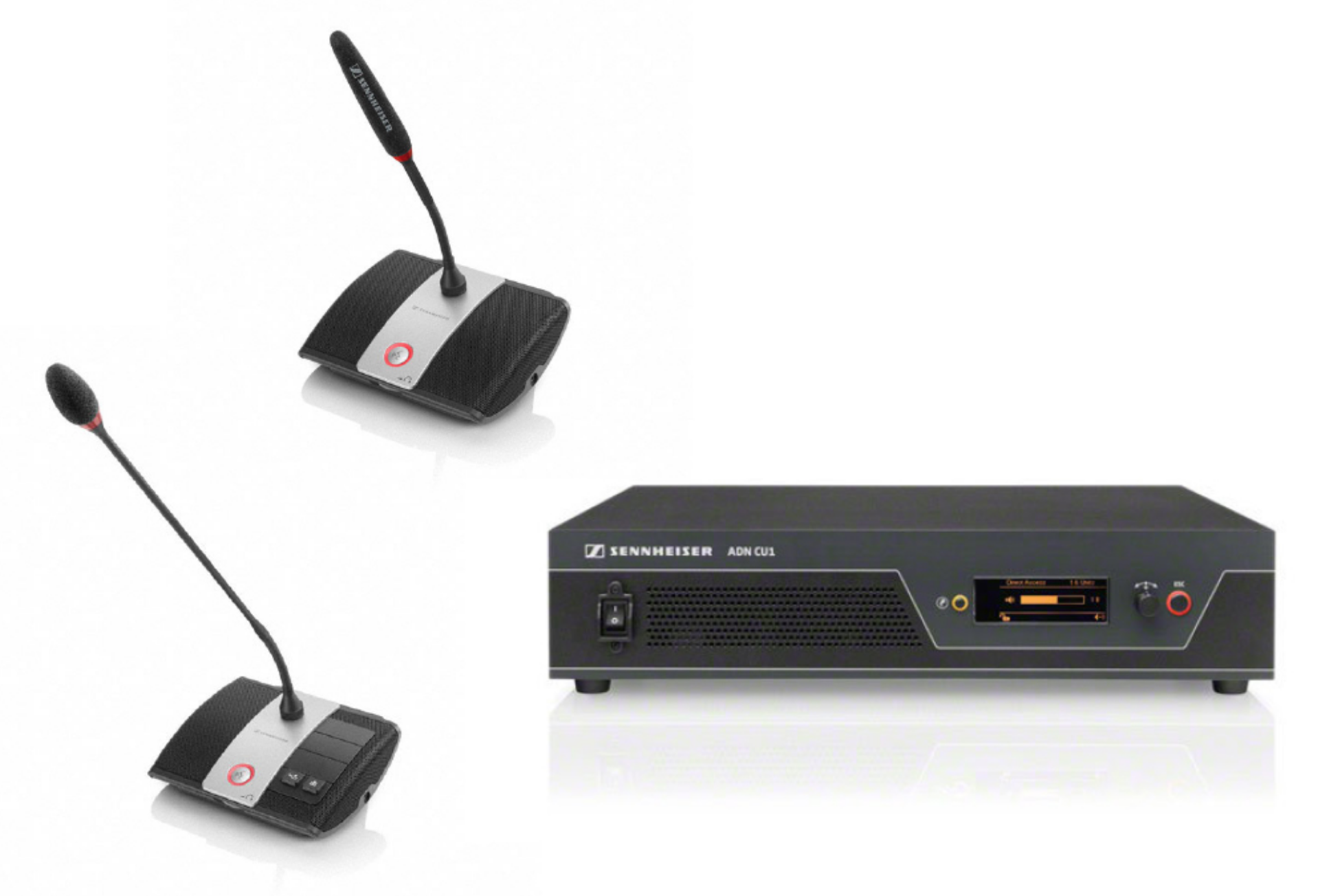 SENNHEISER Sennheiser ADN - Système de conférence filaire Audio Distribution Networks