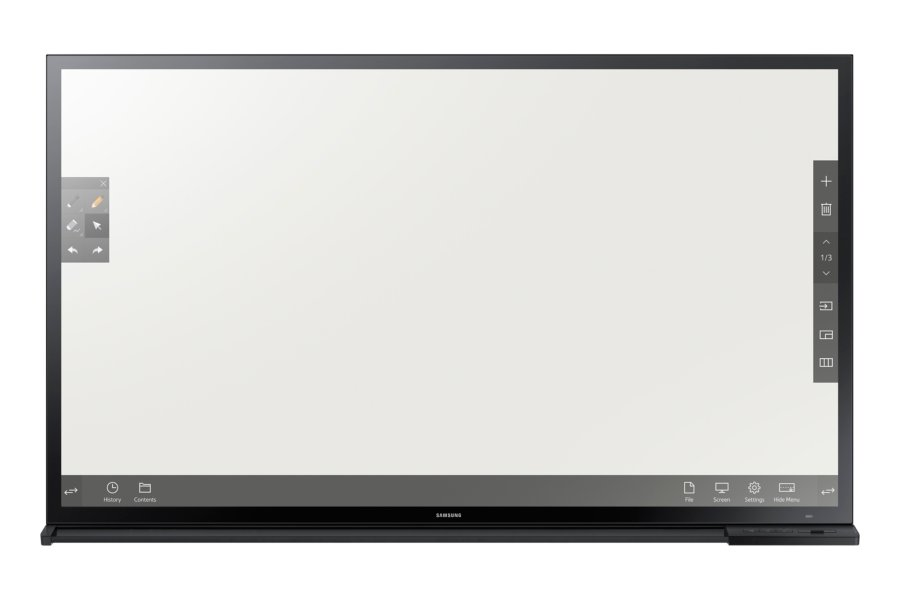 SAMSUNG Samsung DM65E-BC - Ecran Tactile Collaboratif 65´´