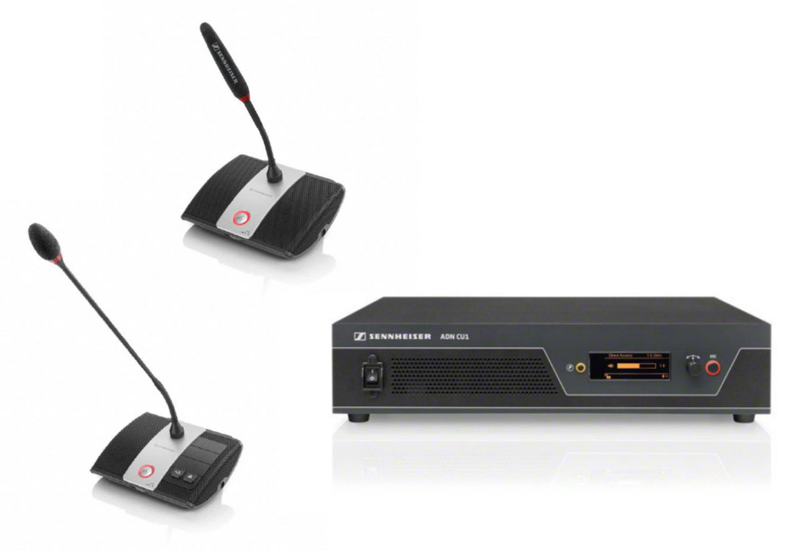 SENNHEISER SENNHEISER - Gamme Audio Distribution Network Wireless