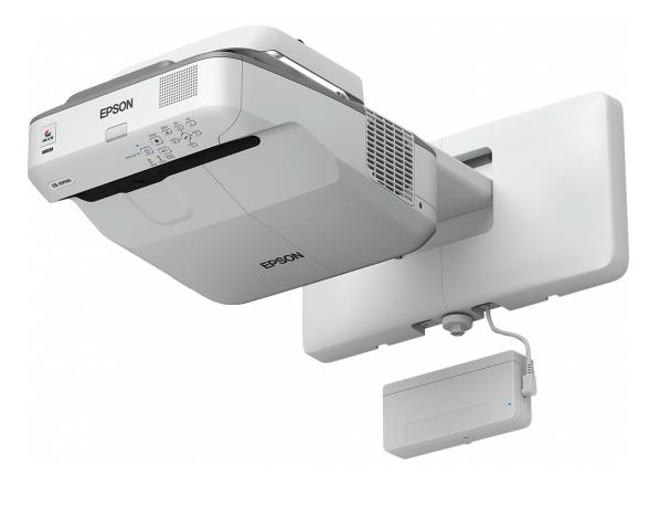 EPSON Epson EB-680Wi - Vidéoprojecteur 3LCD interactif - WXGA - 3200 Lumens