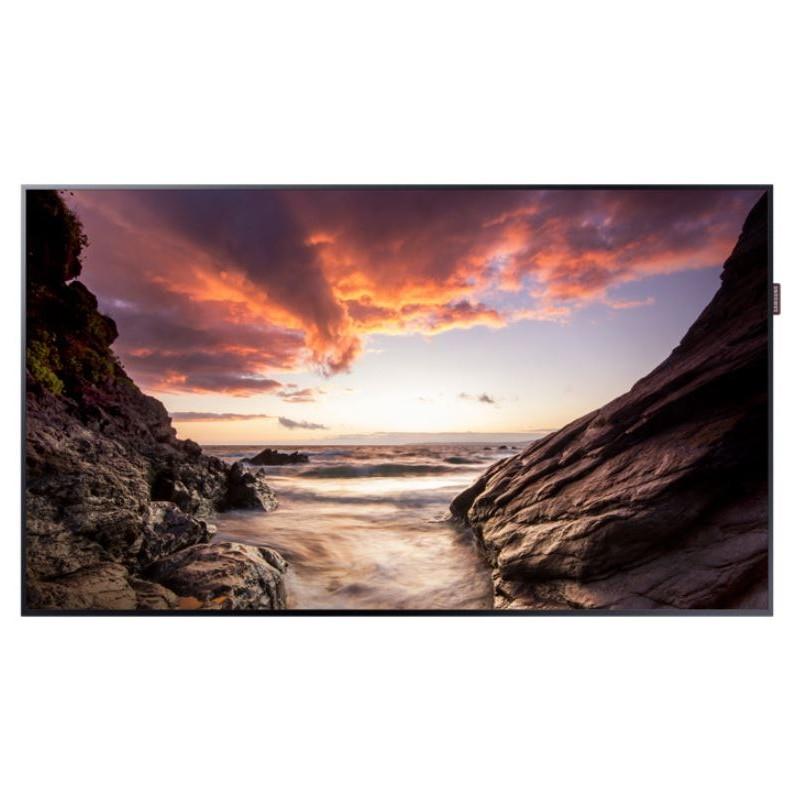 Moniteur LED 32`` - 400 cd/m² - 1080p (Full HD) - 16h/7j - HP 2x10W - VESA 200x200 - 5.6 kg - Player MagicInfo S4 Quad Core intégré