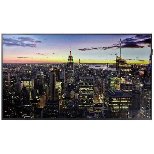 Moniteur LED 65´´ - 350 cd/m² - UHD 3840x2160 (16:9) - 16h/7j - HP 2x10W - VESA 400x400 - 22.8 kg - Player intégré Quad Core
