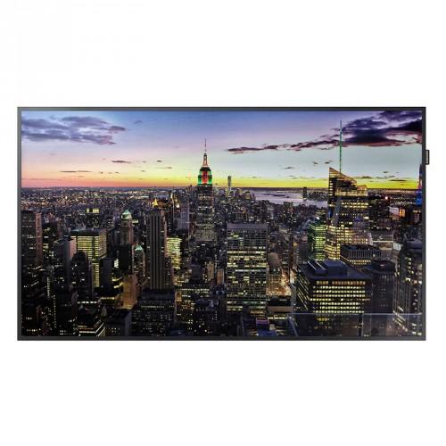 Moniteur LED 75`` - 500 cd/m² - UHD 4K 3840x2160 - 24h/7j - HP 2x10W - VESA 600x400 - 41.6 kg
