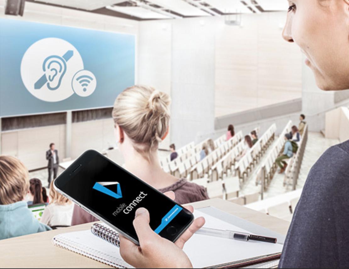 SENNHEISER Sennheiser - Aide Auditive MobileConnect
