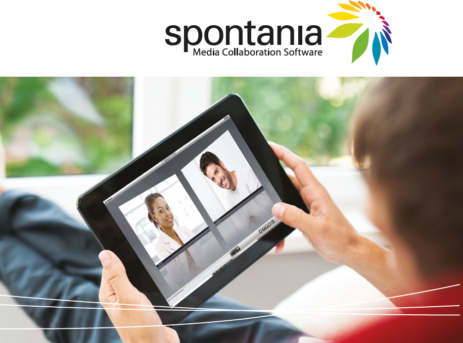 Spontania Standard 25, 1yr - 25 personal VMR, Each room supports up to 25 participants. Also includes support + maint.