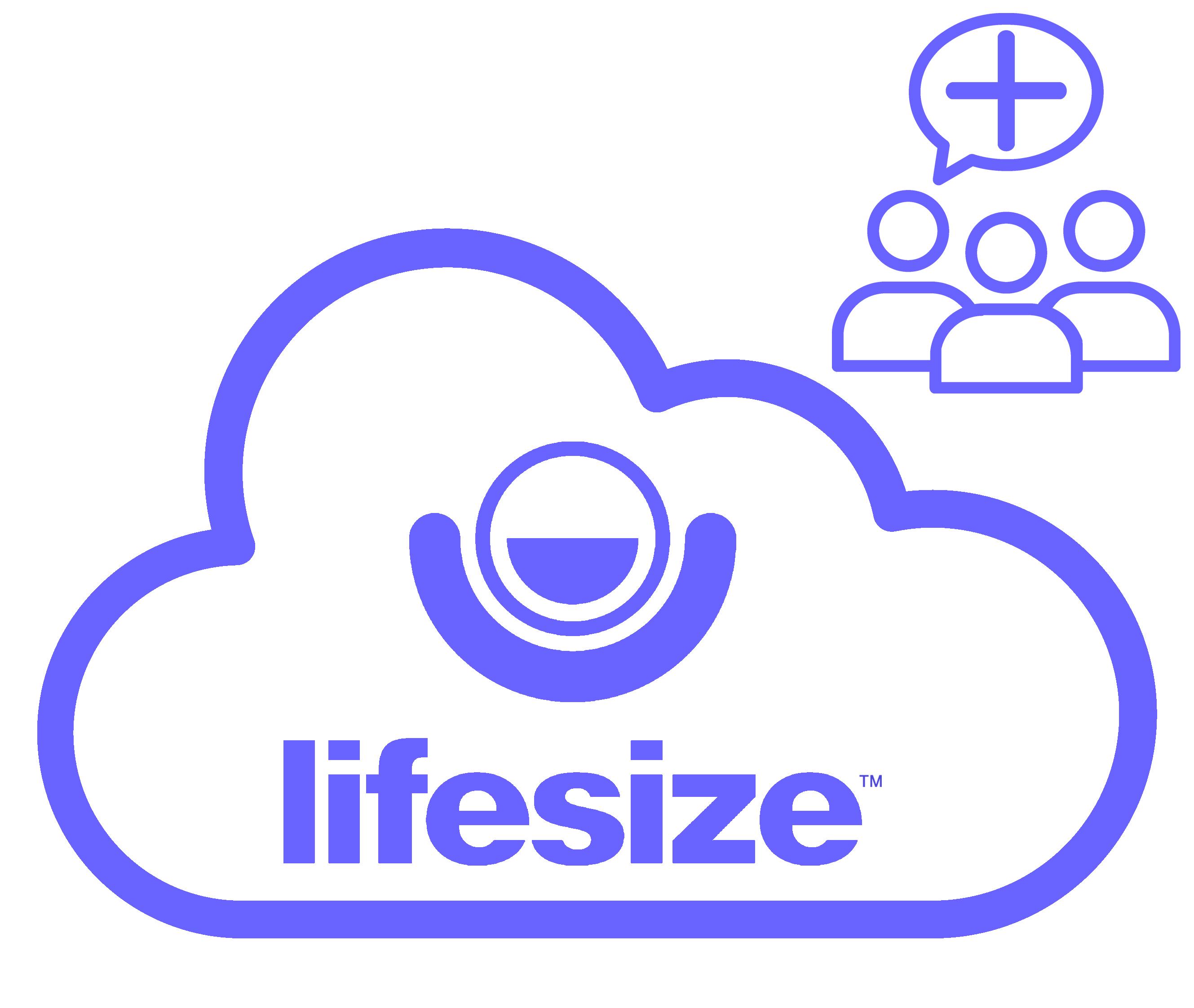 LIFESIZE Lifesize Virtual Meeting Room - Option de visioconférence Cloud