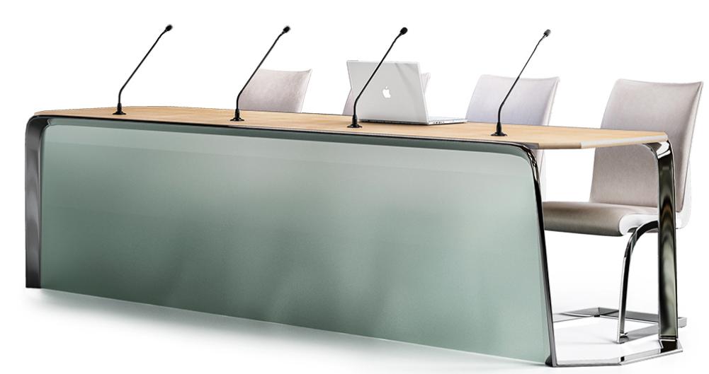 AWARTS AWARTS-Table de conférence RENAISSANCE