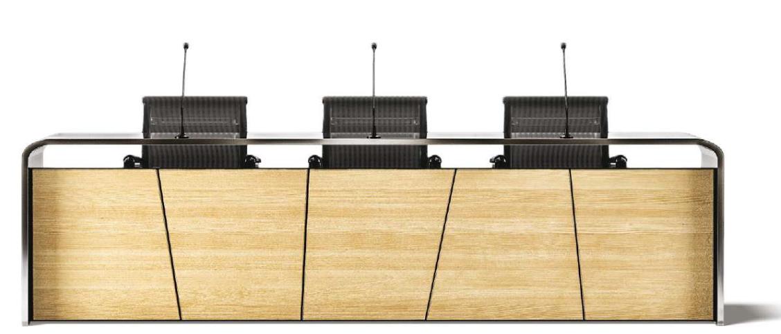 AWARTS AWARTS-Table de conférence EMPORA