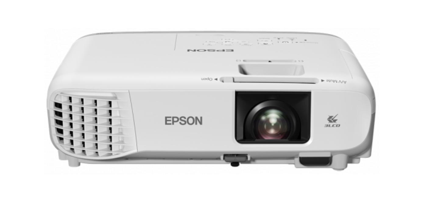 3LCD - 3500 ANSI Lumens - WXGA (1280x800) - 16:10 - HD - 15000:1 - LAN - 2.7 kg