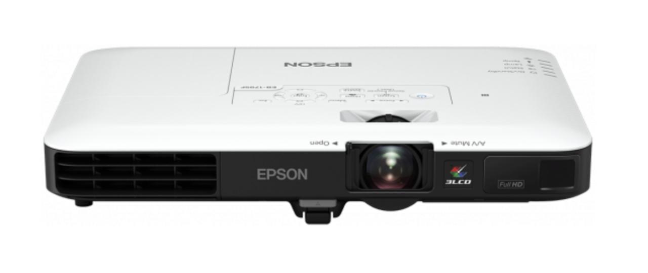 3LCD - 3200 ANSI Lumens - Full HD 1080p - 16:9 - 10000:1 - 802.11b/g/n ss fil / NFC / Miracast - ultra-mobile 1.8 kg