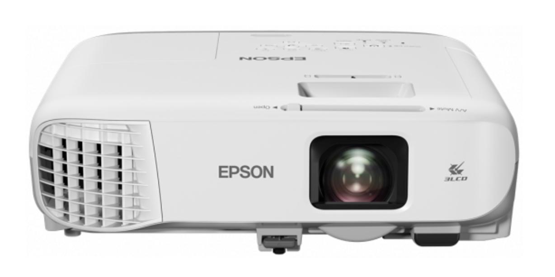 3LCD - 3800 ANSI Lumens - WXGA (1280x800) - 16:10 - HD - 15000:1 - LAN - 3.1 kg