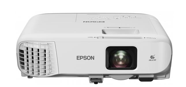 3LCD - 3800 ANSI Lumens - WUXGA (1920x1200) - 16:10 - Full HD - 15000:1 - LAN - 3.2 kg