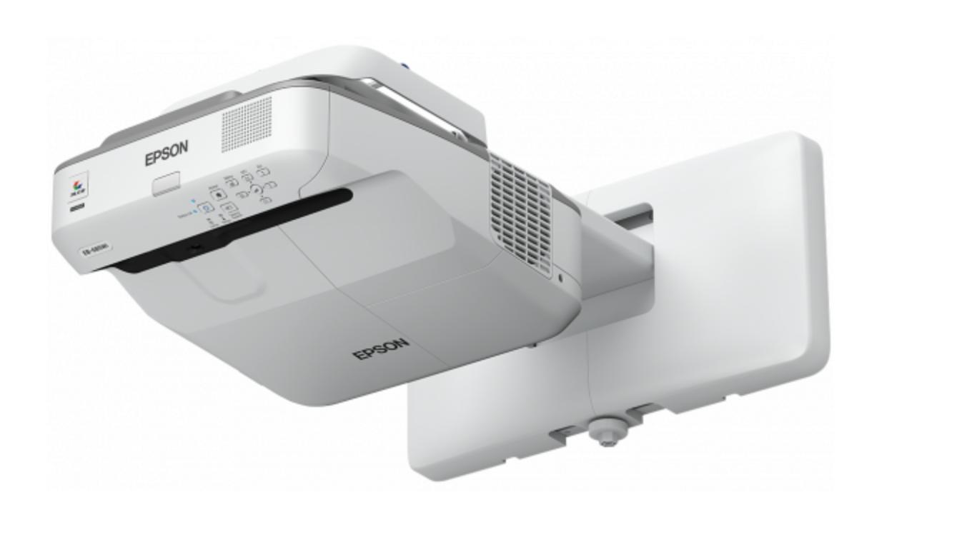 3LCD - 3200 ANSI Lumens - WXGA (1280x800) - 16:10 - HD - 14000:1 - ultra-courte focale - LAN - 5.7 kg
