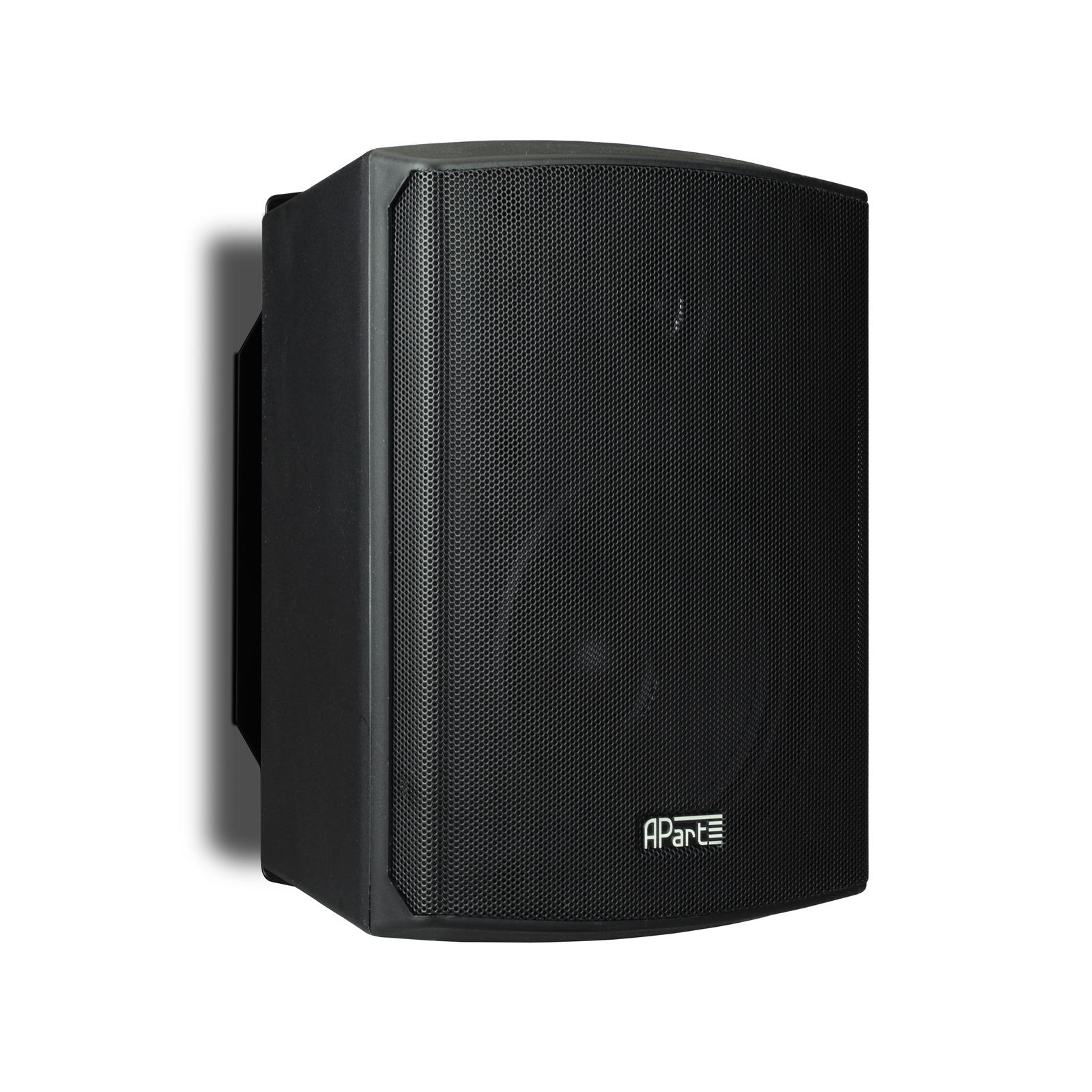 APART APART SDQ5P - Enceinte active (+ passive) 5.25´´, 2x30W, Noir ou Blanc