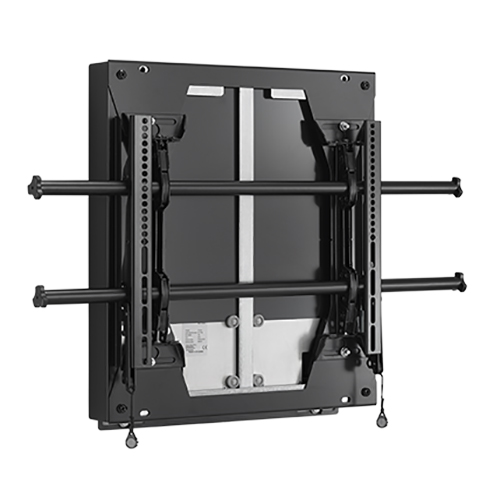Fusion Dynamic Height Adjustable - Support mural réglage dynamique de la hauteur. VESA 200x200 / 871x500 - Charge maxi 56.7 kg