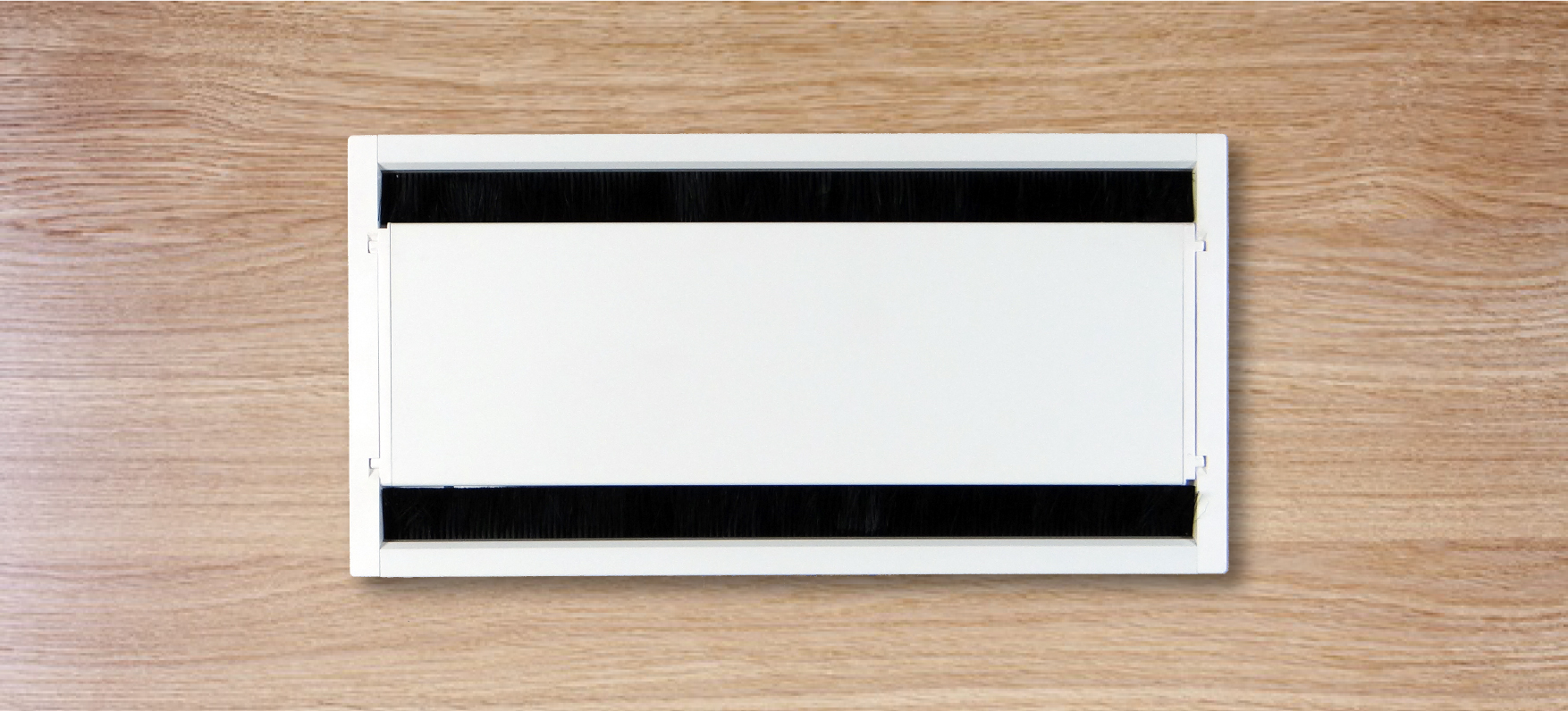 CONFERENCE MID DOUBLE WHITE 5x 220 + 4xLAN + 1x HDMI + 1 USB3 + 1VGA