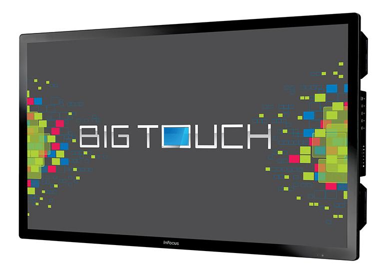 INFOCUS INFOCUS - Big TOUCH 65 pouces avec écran tactile capacitif et anti-reflet