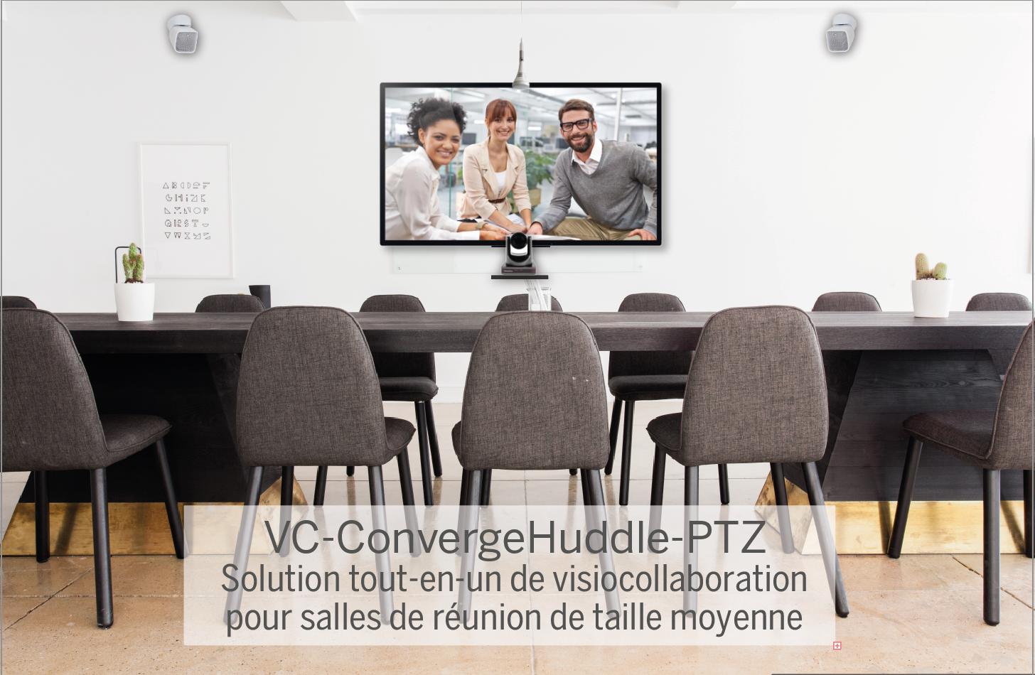 DWPRO VC-ConvergeHuddle-PTZ